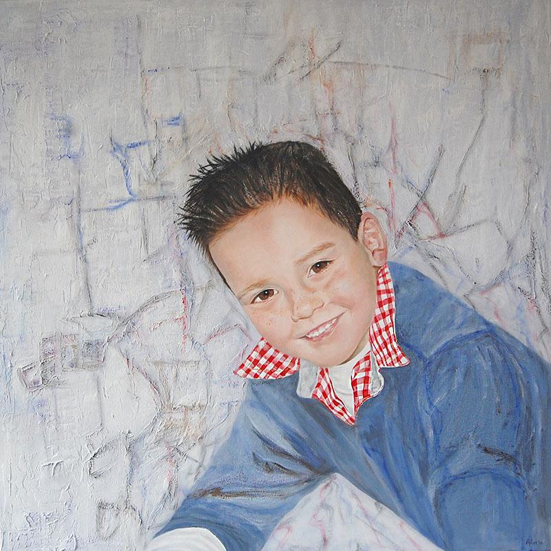 3 Portretschilderen Alies de Jonge