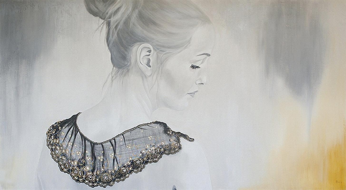 4 Portret schilderen Alies de Jonge