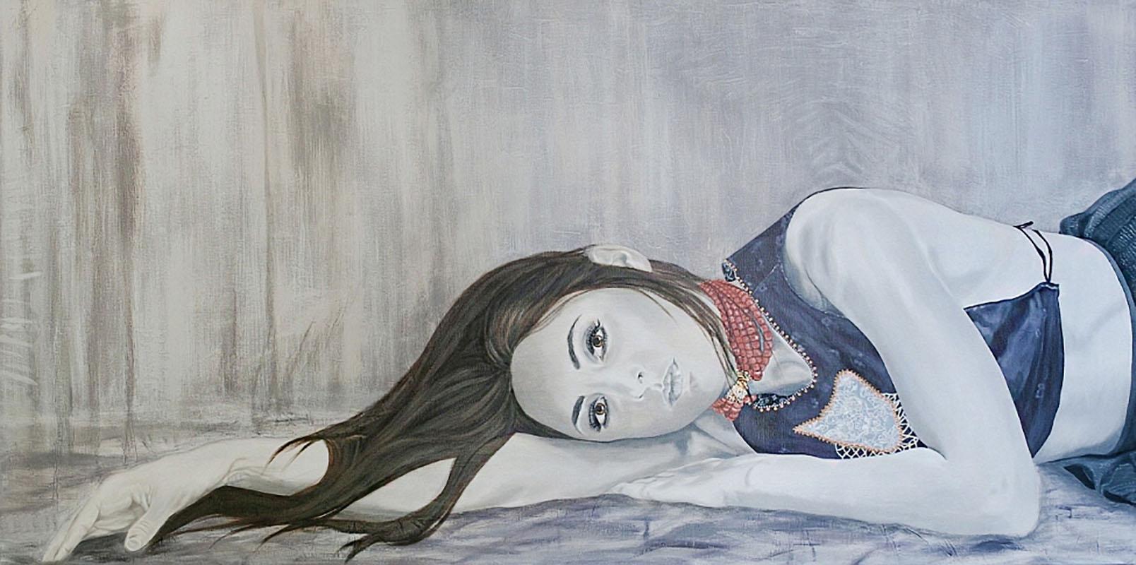 5 Portretschilderen Alies de Jonge