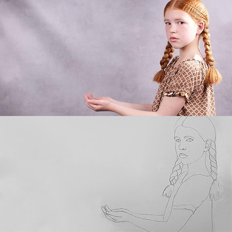 Alies de Jonge - Portretten